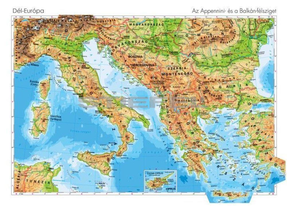 Kép: Dél-Európa