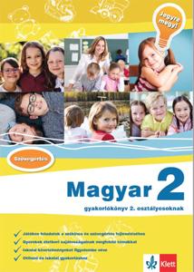 Kép: Magyar 2 - Gyakorlókönyv 2. osztályosoknak - Jegyre megy!